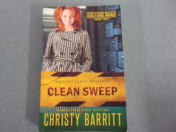 Clean Sweep by Christy Barritt (Trade Paperback)