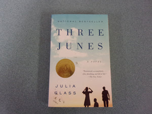 Three Junes by Julia Glass(Trade Paperback)