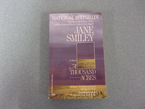A Thousand Acres by Jane Smiley (Trade Paperback)