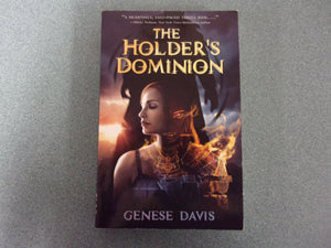 The Holder's Dominion by Genese Davis (Trade Paperback)