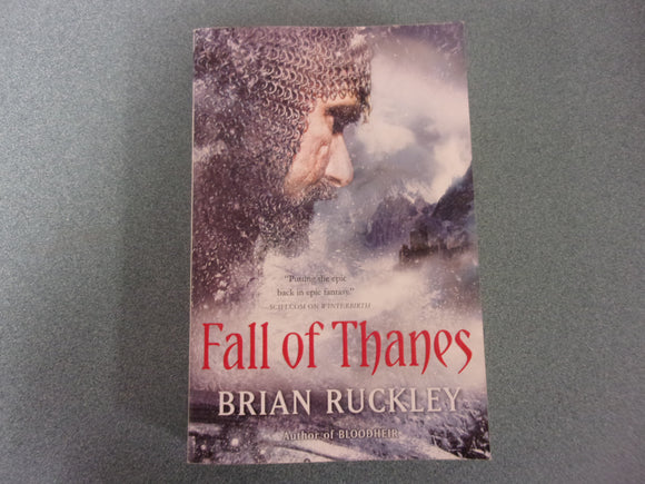 Fall Of Thanes by Brian Ruckley (Trade Paperback)