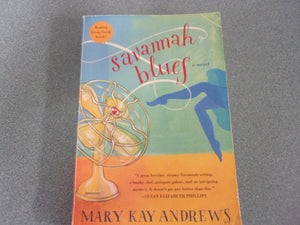 Savannah Blues by Mary Kay Andrews (Trade Paperback)