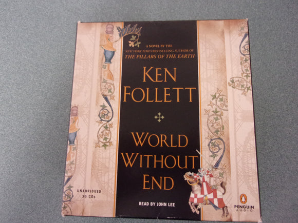 World Without End by Ken Follett - Audio Book