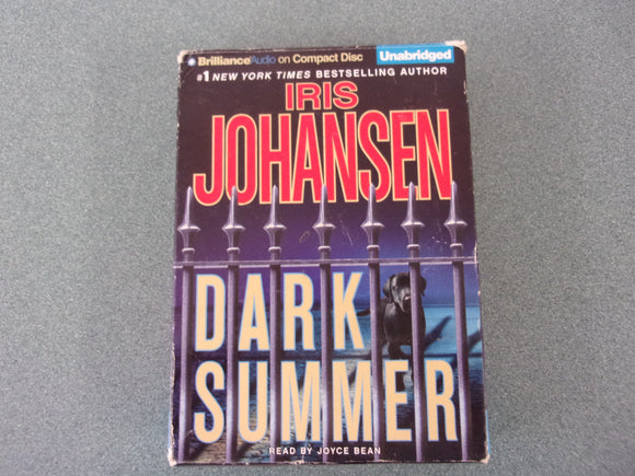 Dark Summer by Iris Johansen Audio Book
