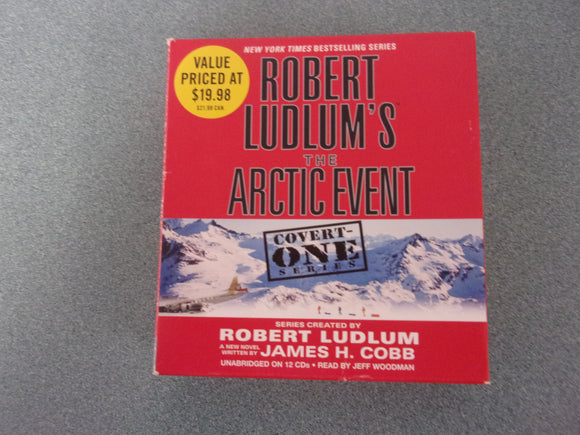 Robert Ludlum's The Arctic Event by James H. Cobb Audio Book
