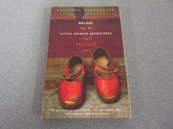 Balzac and the Little Chinese Seamstress by Dai Siji