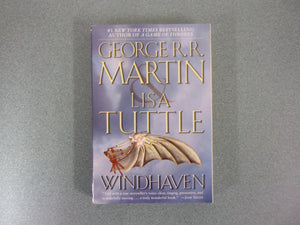 Windhaven by George R.R. Martin & Lisa Tuttle
