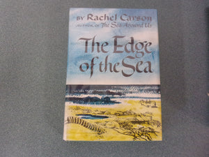 The Edge Of The Sea by Rachel Carson (HC/DJ)