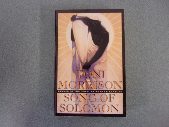 Song of Solomon by Toni Morrison (Trade Paperback)