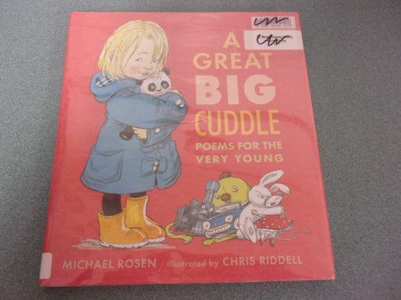 A Great Big Cuddle: Poems For The Very Young (Ex-Library HC/DJ)