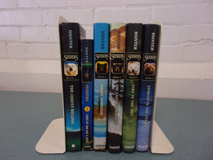 Seekers by Erin Hunter (1-6)