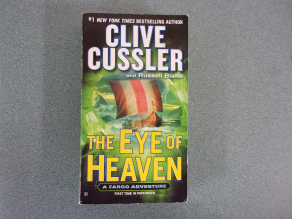 The Eye of Heaven (Fargo Adventures #6)