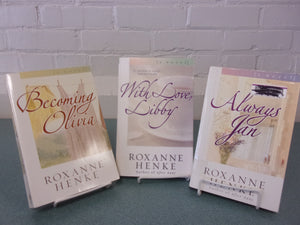 Coming Home To Brewster Series by Roxanne Henke: Books 3-5 (Trade Paperbacks)