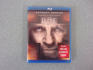 The Rite (Blu-ray Disc)