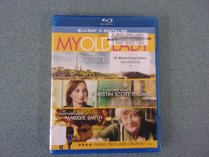 My Old Lady (Blu-ray Disc) Ex-Library