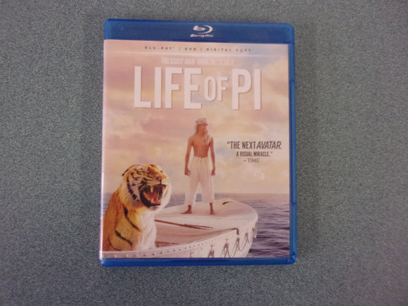 Life of Pi (Blu-ray Disc)
