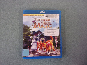 Thunder and the House of Magic (Blu-ray Disc) Ex-Library
