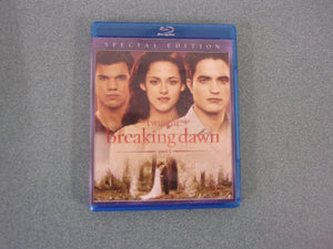 The Twilight Saga: Breaking Dawn: Part 1 (Blu-ray Disc)