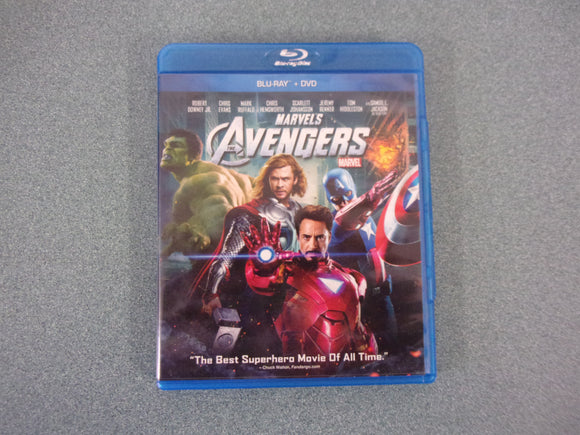 The Avengers (Blu-ray Disc)