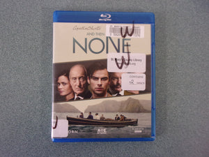 And Then There Were None (Blu-ray Disc) Ex-Library