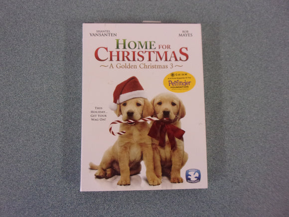 Home for Christmas - A Golden Christmas 3 (DVD)