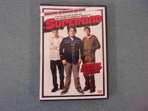 Superbad (Unrated extended edition) (DVD)