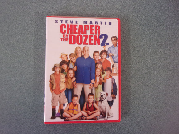 Cheaper by the Dozen 2 (DVD)