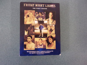 Friday Night Lights - The First Season (DVD)