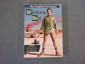 Breaking Bad The Complete First Season (DVD)