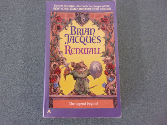 Redwall: The Legend Begins! by Brian Jacques (Paperback)