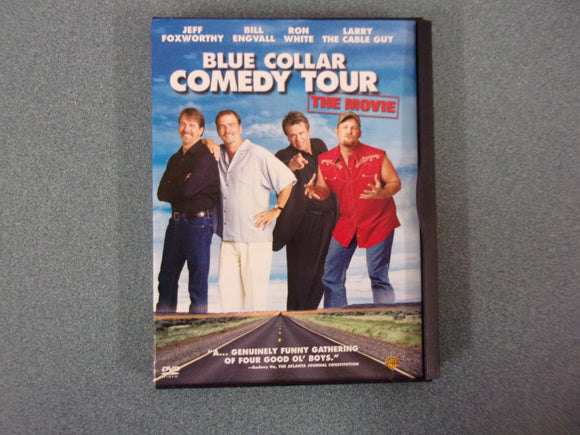 Blue Collar Comedy Tour - The Movie (DVD)