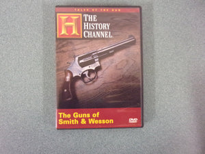 The Guns of Smith & Wesson (The History Channel) (DVD)