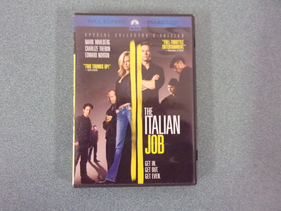 The Italian Job (Widescreen DVD)