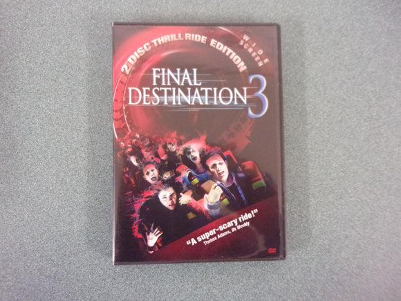 Final Destination 3 (2 discs) (DVD)
