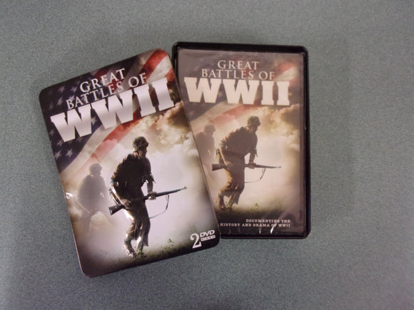 Great Battles of WWII (2 DVDs) (DVD)