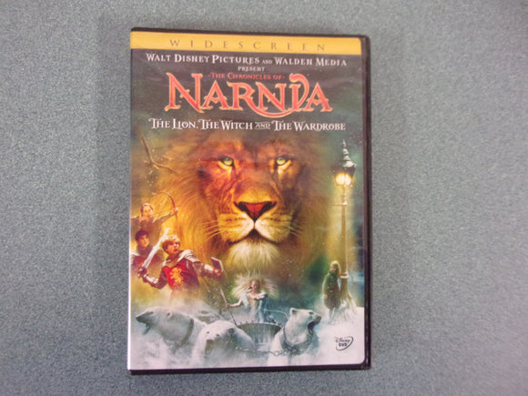 The Chronicles of Narnia. The Lion, the Witch and the Wardrobe. (Disney) (DVD)