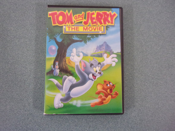 Tom and Jerry The Movie (DVD)
