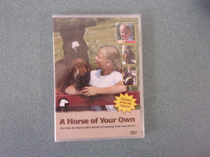 A Horse of Your Own (DVD)