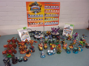 Skylanders XBOX 360 Games, Action Figures & Portals