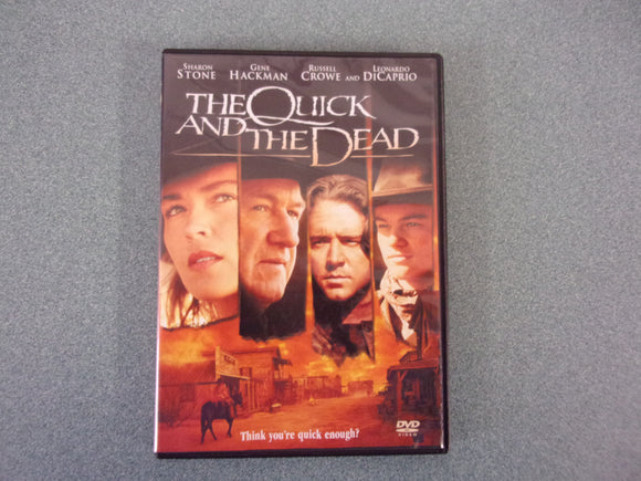 The Quick and the Dead (DVD)
