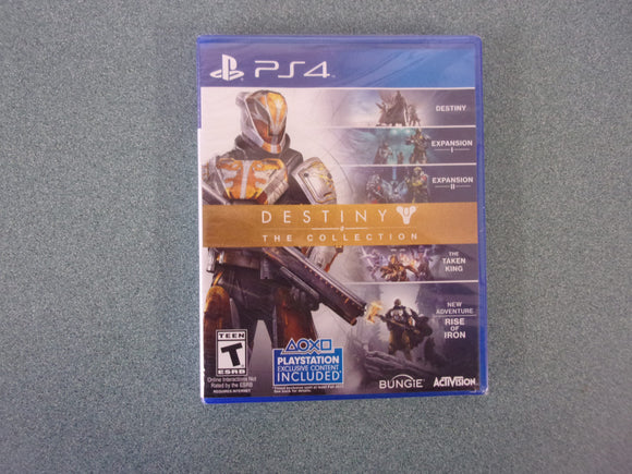Destiny The Collection (PlayStation 4)