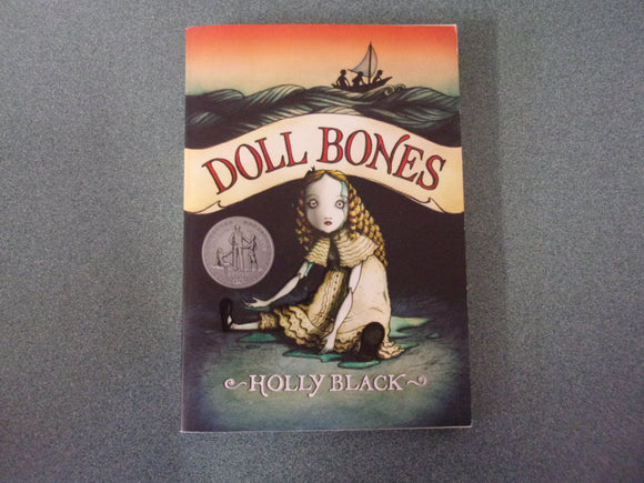 Doll Bones by Holly Black (Ex-Library HC/DJ)