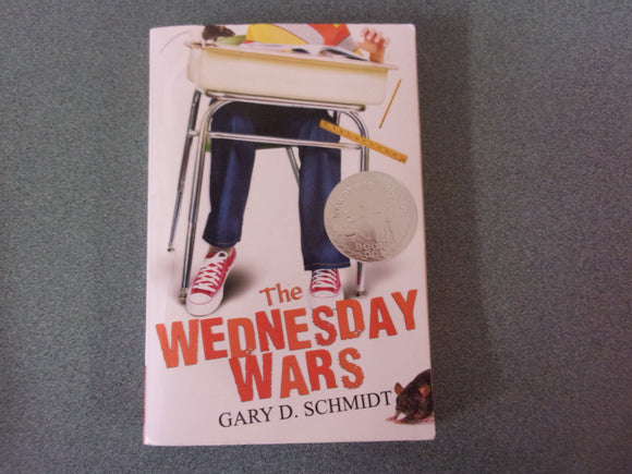 The Wednesday Wars by Gary D. Schmidt (Paperback)