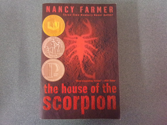 The House Of The Scorpion by Nancy Farmer (Paperback)