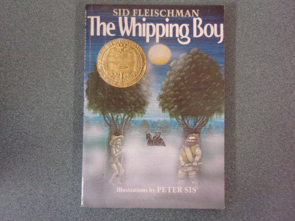 The Whipping Boy by Sid Fleischman (Paperback)
