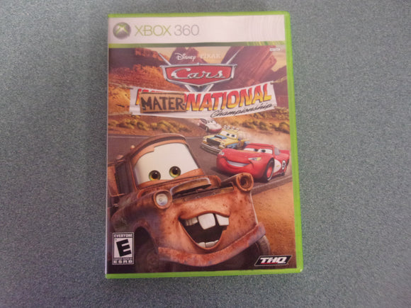 Disney Cars Mater National (Xbox 360)