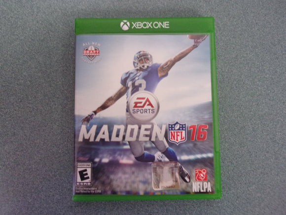 Madden 16 EA SPORTS (Xbox One)
