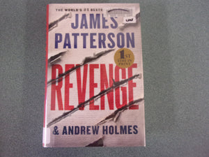 Revenge by James Patterson & Andrew Holmes (Ex-Library HC/DJ)