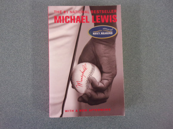 Moneyball by Michael Lewis (Trade Paperback)