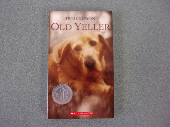 Old Yeller by Fred Gipson (Paperback)